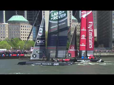 America's Cup World Series 2016: New York