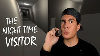 WHEN A STRANGER CALLS | Night Time Visitor