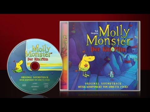 Molly Monster Score CD  Annette Focks  Alhambra A 9033