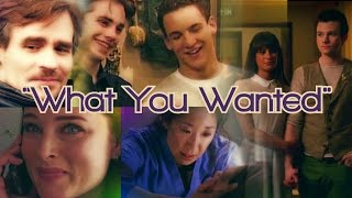 """Multi-Fandom Queerplatonic - [""""What You Wanted"""" by OneRepublic] (2017 birthday collab #2) Mp3"""