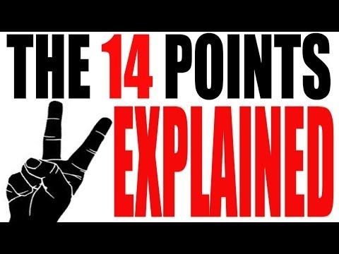 The 14 Points Explained: US History Review