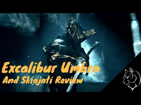 Warframe: Umbra and the Skaijati