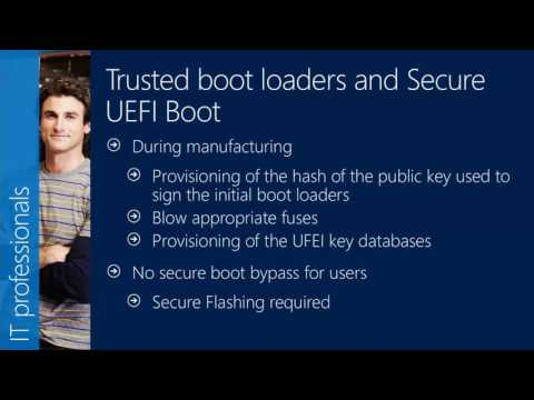 TechEd North America 2013 Mobile Security in the Enterprise Windows Phone 8 Answers the Call