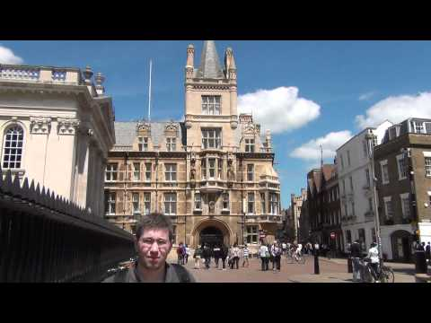 Cambridge: Out and About
