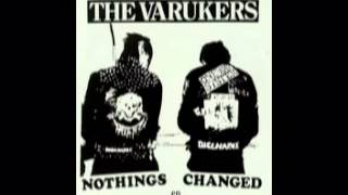 The Varukers - Nothings Changed EP (1994)