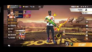 XXXTentacion - Changes 😍 challenge on topup event | new top up event free fire | new emote giveway❤️