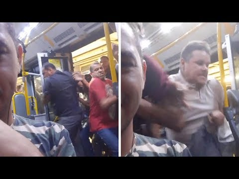 The Keith Show - Yikes...Commuters Swarm Subway Car