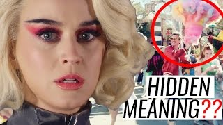 HIDDEN MEANINGS | KATY PERRY - Chained To The Rhythm (Official Video) + Analysis