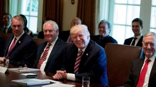 Trump's apprenticeship program could lead to $60K job: Labor Secretary Acosta