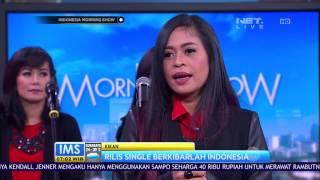 Talkshow Kikan Rilis Single Berkibarlah Indonesia