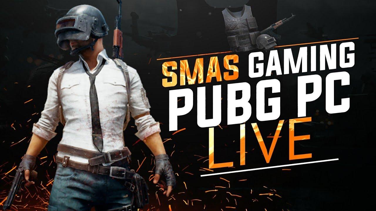 GLL GAMES WITH BHATTI CORONA l SMASGAMING l PUBG PC