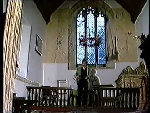 Medieval Churches Documentary with Patrick Troughton