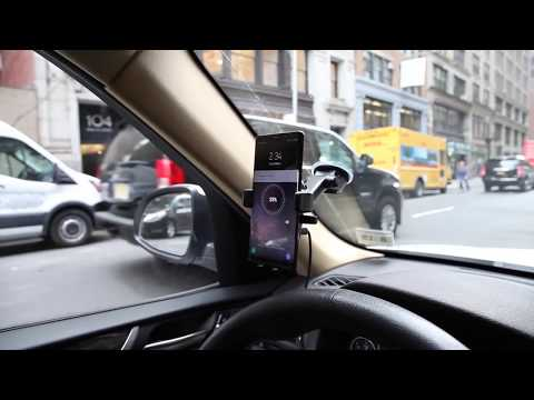 Easy One Touch 4 Qi Wireless Fast Charging Car Mount
