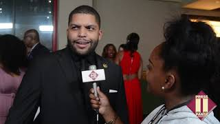 """O'shea Jackson Jr Talks """"Just Mercy"""" Film, Learning from Jamie Foxx and more"""