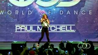 Chachi Gonzales _ World of Dance Hawaii 'WODHI '12