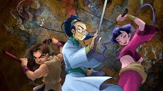 Shaolin Wuzang Episode 8