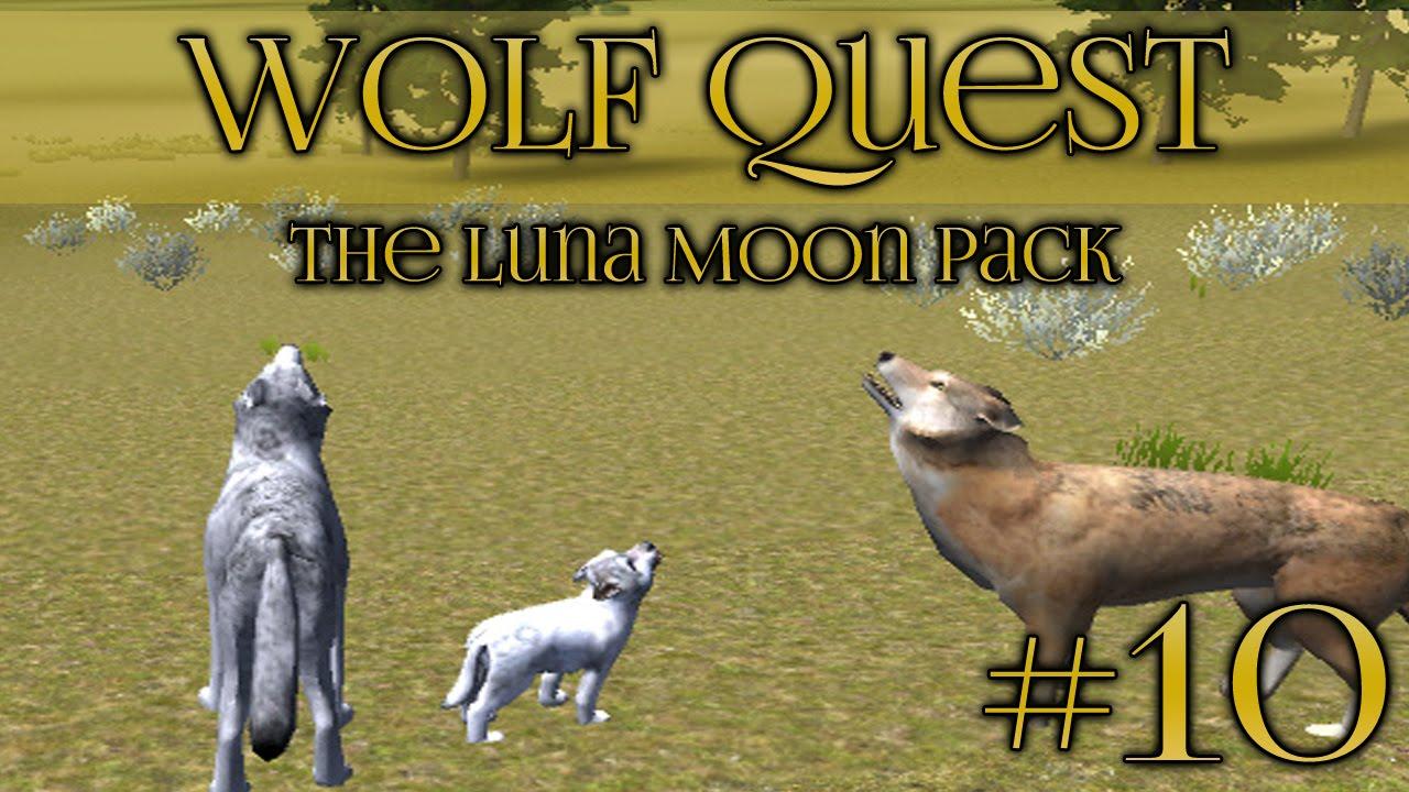 Wolf quest lunas nightmare episode 10 youtube wolf quest lunas nightmare episode 10 ccuart Choice Image