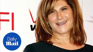 Amy Pascal stepped down as co-chair of Sony Pictures - Daily Mail
