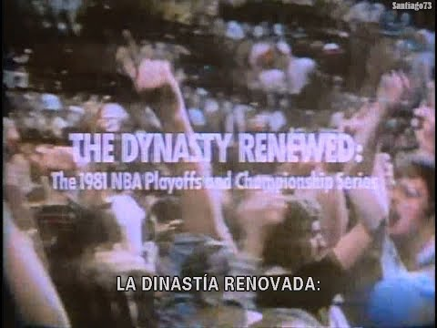 Boston Celtics - The Dynasty Renewed
