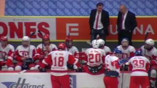HC DDM České Budějovice – Austrálie U20 6:5 (2. ledna 2017)