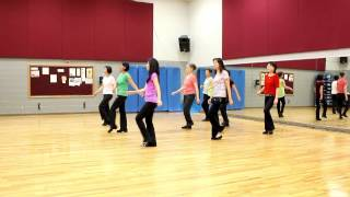 Good Time Rock & Roll - Line Dance (Dance & Teach in English & 中文)