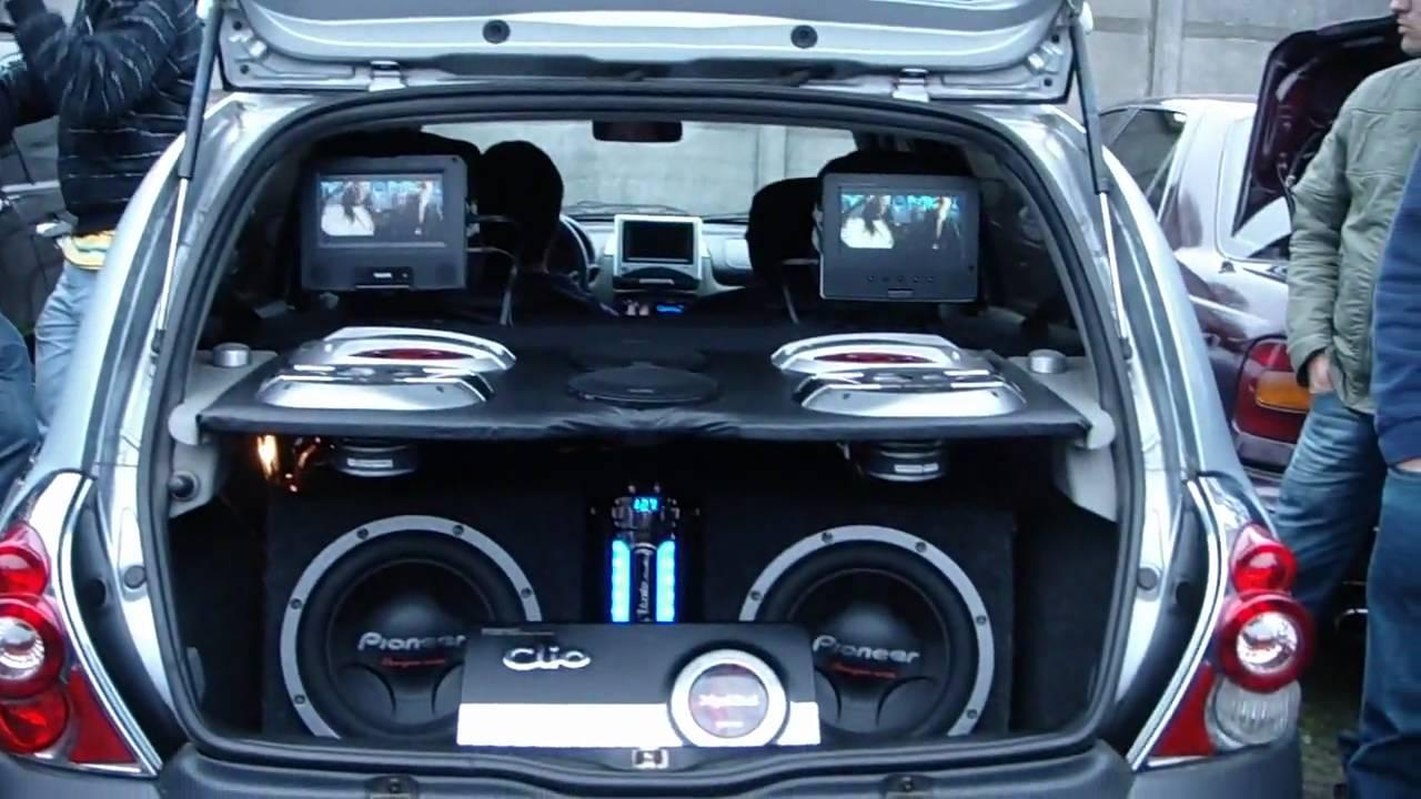 competencia audio clio ii san pedro team car en hd youtube. Black Bedroom Furniture Sets. Home Design Ideas