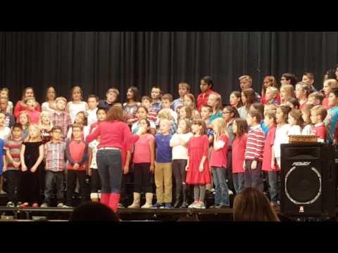 Veterans Day Program - Washington Woods Elementary School