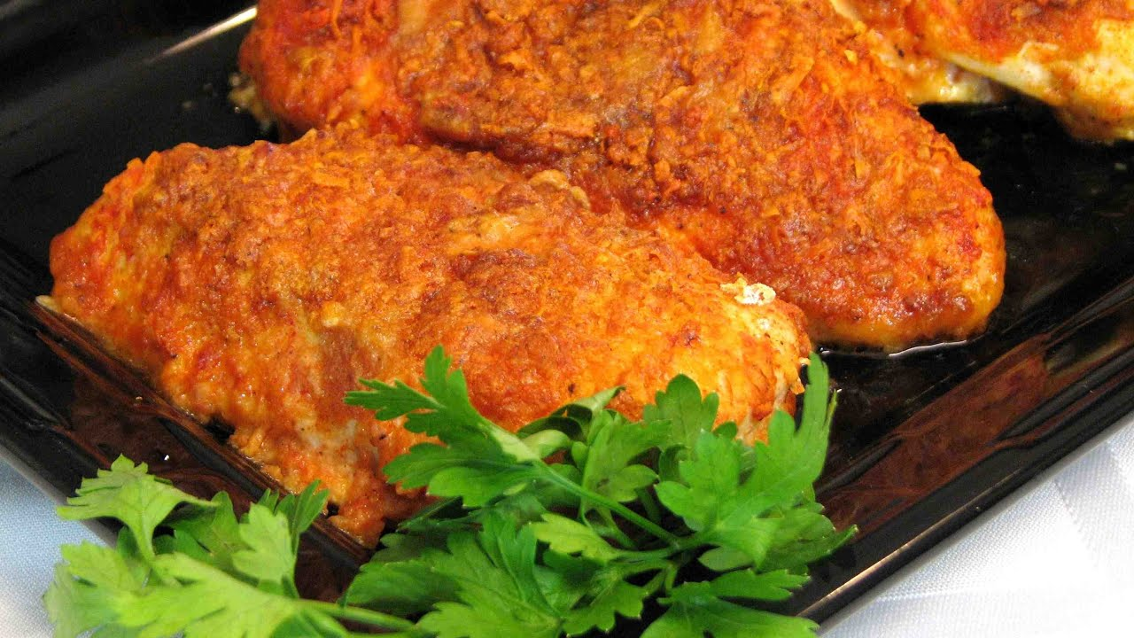 Baked Paprika Parmesan Chicken Lynn S Recipes Youtube