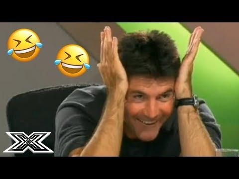 Sharon Osbourne PRANKS Simon Cowell And Louis Walsh   X Factor Global