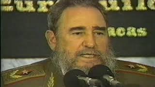Fidel Castro en Caracas