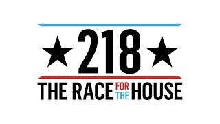 218: The Race for the House - Three Weeks to Go