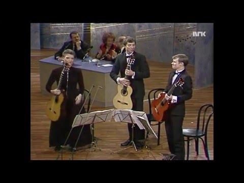 Paul Hindemith: Rondo für drei Gitarren