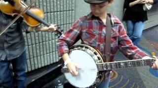 Sleepy Man Banjo Boys