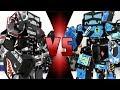 ROBOT DEATH BATTLE! -  SUPER ANTHONY V2 VS  SUPER ANTHONY V1 (ULTIMATE ROBOT DEATH BATTLE!)