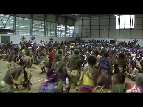 Vanuatu Baha'i Youth Conference 1700 'Waves of Youth' Full of Spirit
