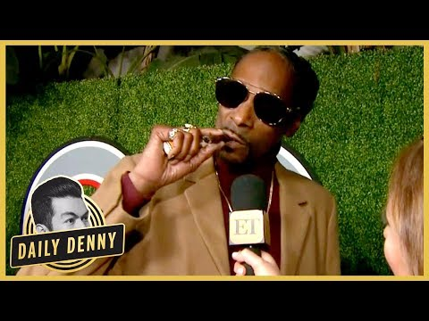 Download Youtube: Snoop Dogg Lights Up on GQ 'Men of the Year' Red Carpet and It's Amazing | Daily Denny