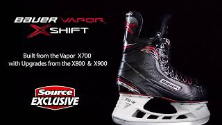 Source Exclusive Bauer Vapor X:Shift Hockey Skates | Source For Sports