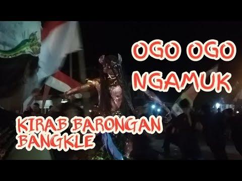 Terbaik!!!OGOH-OGOH NGAMUK~Kirab BARONGAN Bangkle(Suronan)