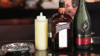 Sidecar Cocktail Recipe - How To Make A Sidecar Cocktail