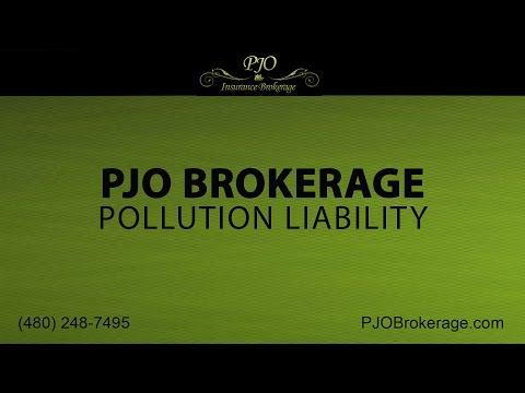 Phoenix Pollution Liability Insurance | PJO Brokerage