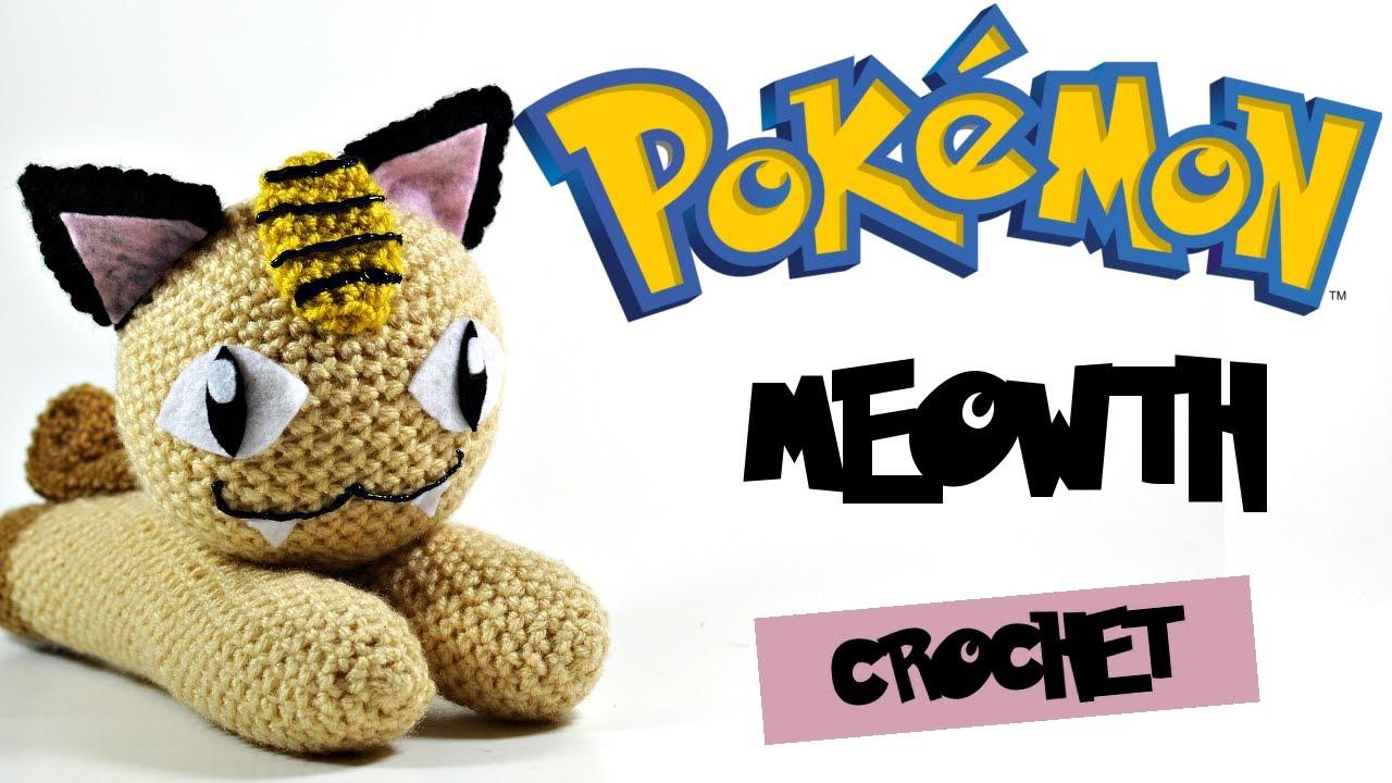 Crochet Pokémon \