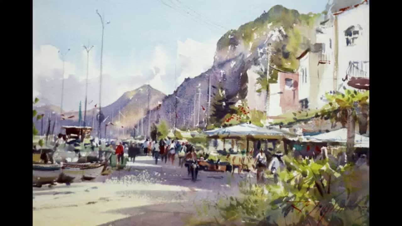 Watercolor Paintings By Famous Artists