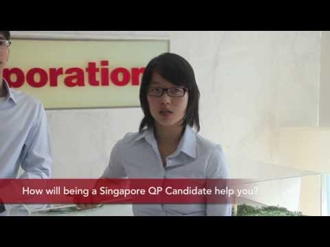 A corporate first - Keppel Corporation's first Singapore QP Candidates