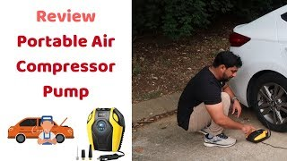 Sky Moer Air Compressor Review and Unboxing