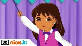 Dora and Friends | Sing Along: Magic Show | Nick Jr. UK