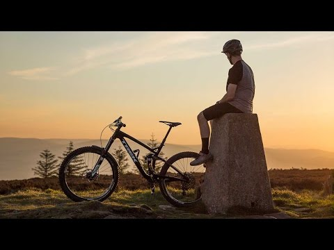 Mountain Biking in the Scottish Borders - Ruaridh's Story