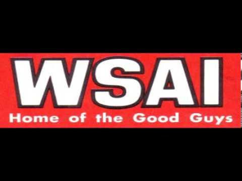 WSAI 1360 Cincinnati - 15 February 1968