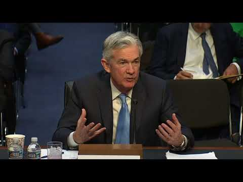Fed chairman nominee Powell defends push to review financial regulations