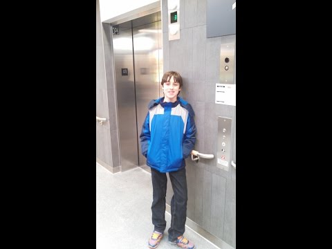New Oakville, Ontario Canada Hospital Elevators !