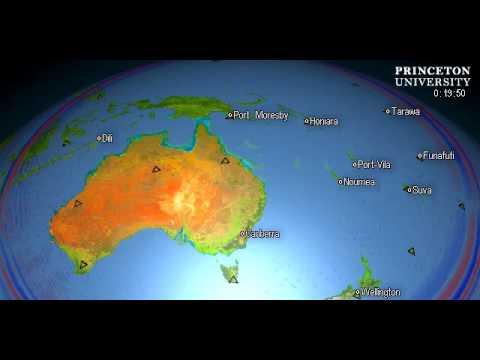 Magnitude 5.7 Quake, QUEENSLAND, AUSTRALIA